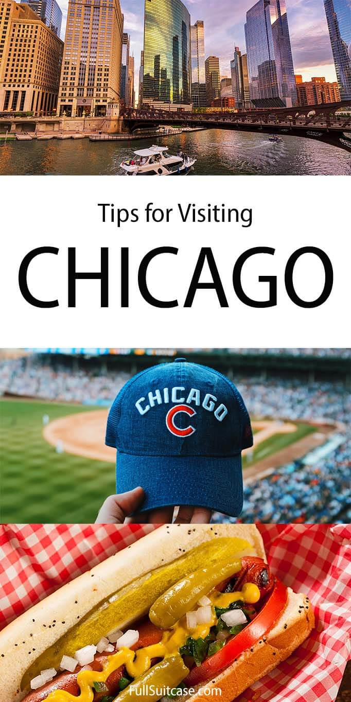 Travel tips for visiting Chicago IL