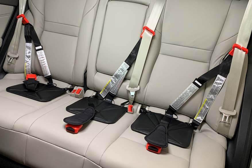 Best lightweight car booster seats - ComfiGo
