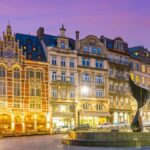 Guide to the most popular hotels in Brussels Belgium