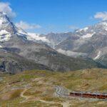 One day in Zermatt Switzerland
